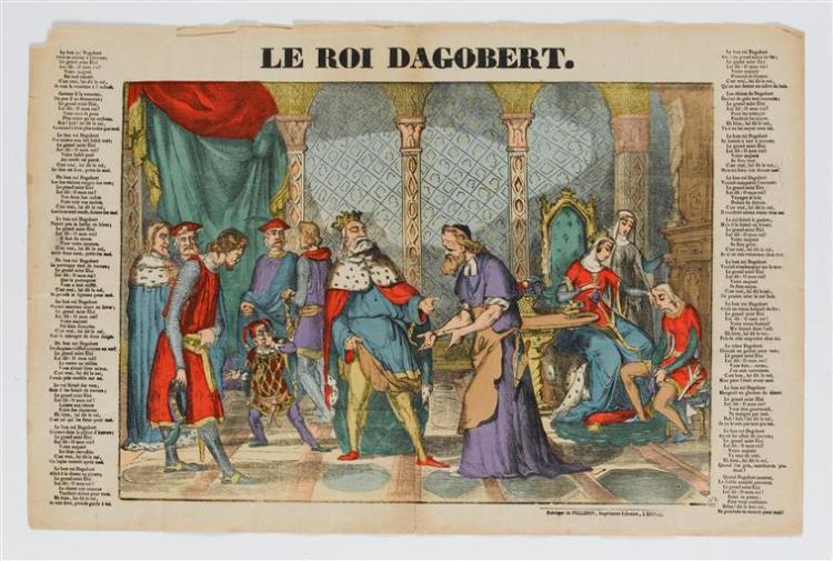 Imprimerie Pellerin, le roi dagobert, RMN.jpg