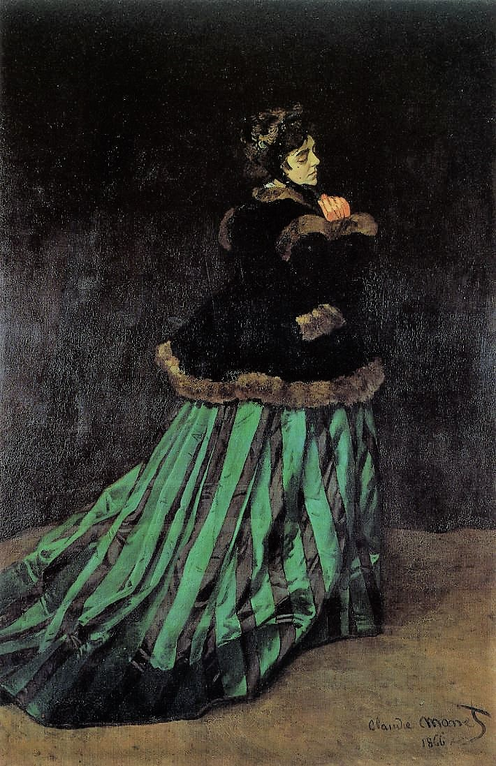 Camille Doncieux Monet