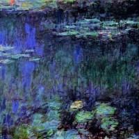 Monet, une mer de lumière
