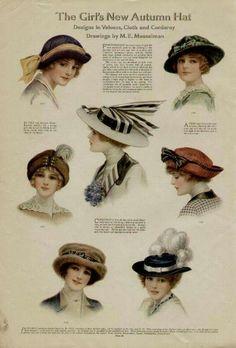 b008c0a9475e162fbd7498ad22856b26--tea-hats-womens-hats