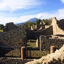 La beauté d'une ville détruite : découverte de Pompéi et du Vésuve 3/3