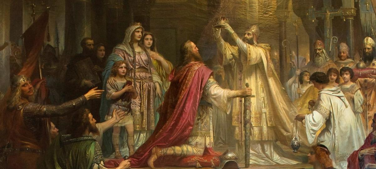 Charlemagne et la Renaissance carolingienne