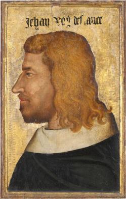 Jean II le Bon, RMN