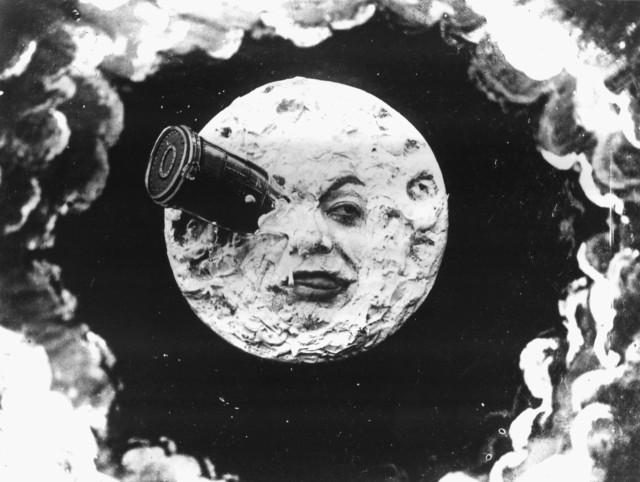 Le voyage sur la lune, Georges Méliès