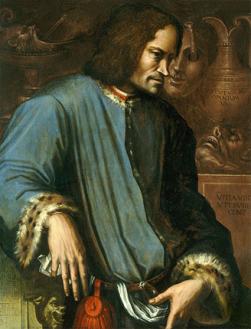 Laurent de Médicis, 1533-1534, Giorgio Vasari, Florence, Offices