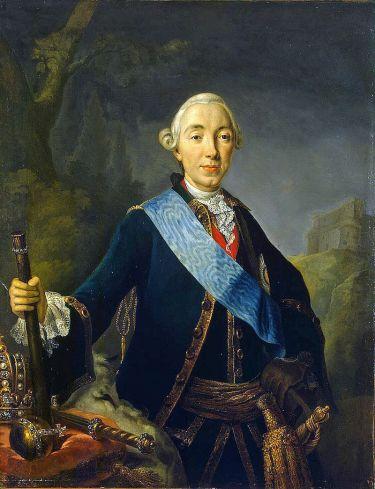 Pierre III, réalisé par Lucas Conrad Pfandzelt, 1761.jpg