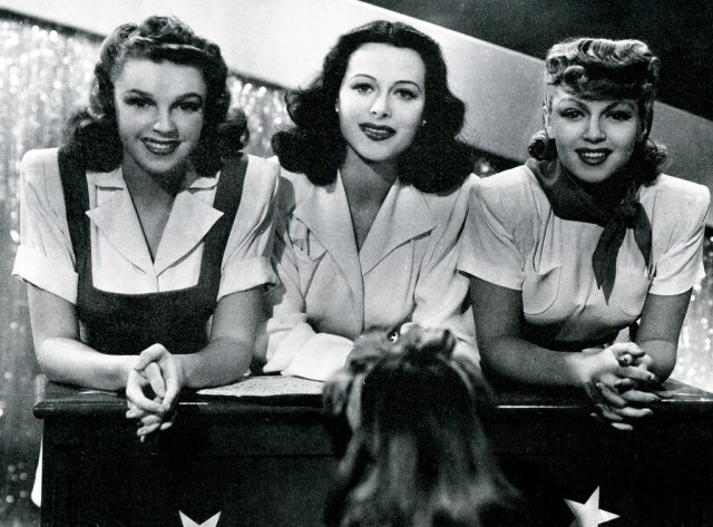Judy Garland, Hedy Lamarr and Lana Turner.jpg
