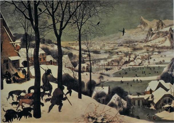 Bruegel - Hivers
