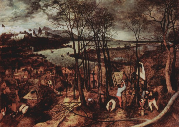 Bruegel - Les jours sombres.jpg