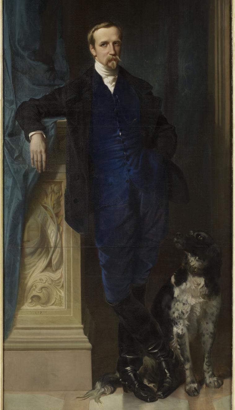 Duc d'Aumale (C) RMN-Grand Palais (domaine de Chantilly) Thierry Ollivier